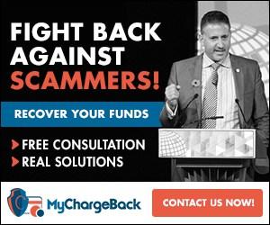 MyChargeBack Banner