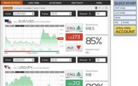 OptioNow Broker Website Screenshot