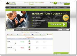 Legit binary options websites